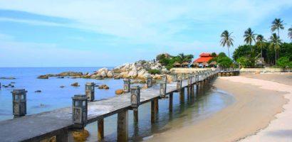 Daftar Nama Kawasan Rekreasi Di Bangka Belitung