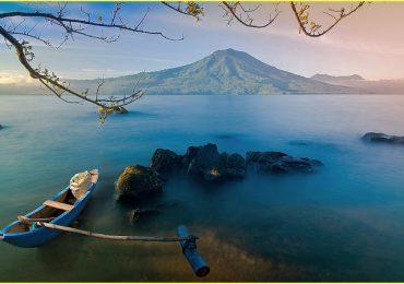 Keindahan Rekreasi Danau Ranau Di Oku Selatan Sumsel